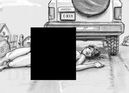 【閲覧注意】裸の女性へ行われる拷問の怖さは異常(22枚)