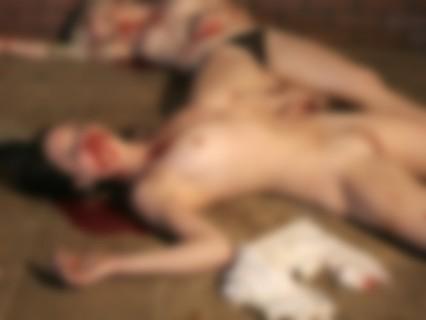 """【閲覧注意】""""(レ●プ)死んでいる女性"""" のヌード画像エロすぎ…(30枚)"""