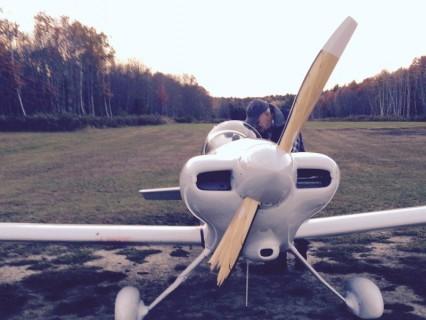 【閲覧注意】1枚の写真。飛行機で事故を起こしてしまいました
