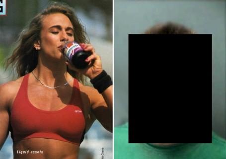 衝撃の画像。ステロイドを多用した女性ボディビルダーの末路・・・