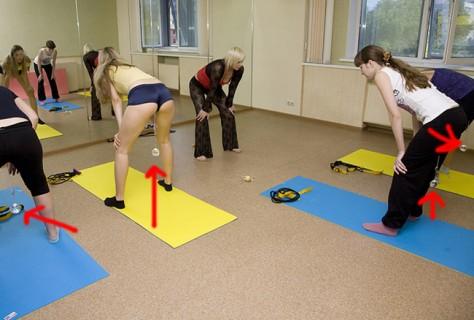 【画像】女性たちに大人気のマ●コを鍛えるスクールの様子がエロい(23枚)