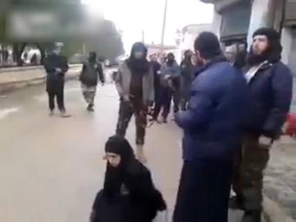 【閲覧注意】イスラムの女性が他の男とセ○クスしたらこうなる・・・(動画)
