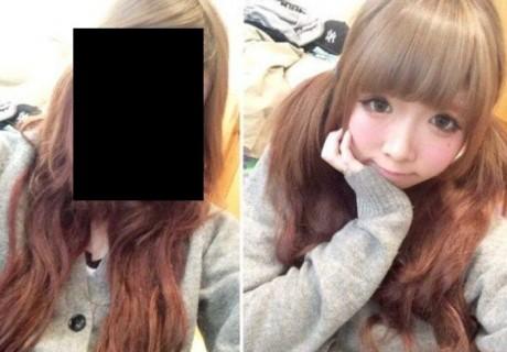 【画像】海外、日本の女の子のすっぴんに衝撃
