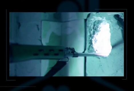 【閲覧注意】ISISの新しい映像、次々と人が死んでいく