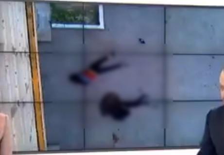 【閲覧注意】16歳の女の子2人「一緒に死のうね」(動画)