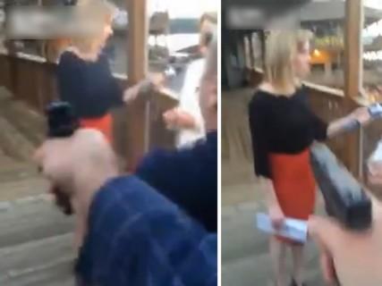 アメリカ、テレビ生放送銃撃事件で新たに恐ろしい映像が公開される