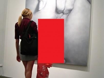 【閲覧注意】現代アートとか言っとけばエロでもグロでも何でもいいらしい…