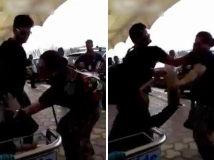 【動画】旦那が浮気しているのを発見 ⇒ 相手の女を殴る ⇒ 旦那に殴られる ⇒ 修羅場へ
