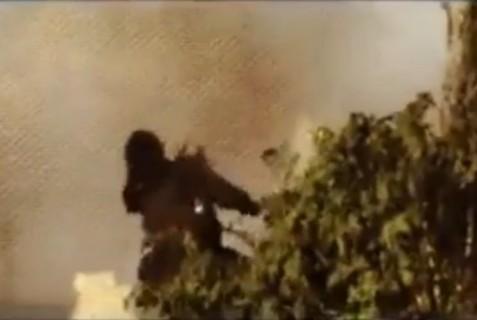 ちゃんと手入れされてないRPG(兵器)を撃った結果・・・