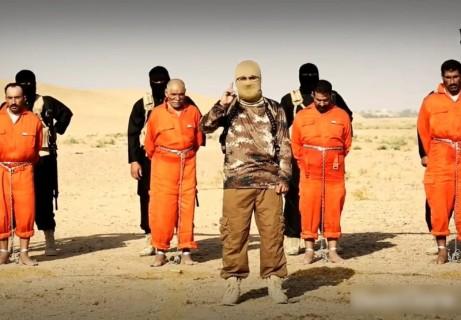 【閲覧注意】ISIS、人を人だと思っていない処刑方法を考える…(動画)