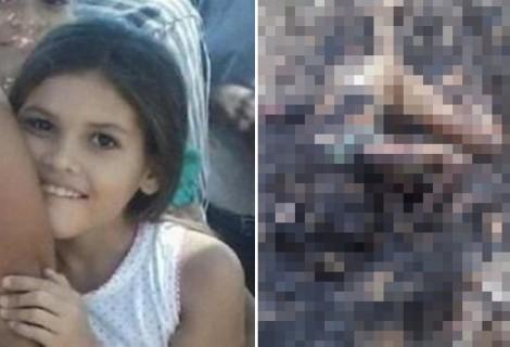 【閲覧注意】行方不明になっていた11歳の少女、恐ろしい姿で発見される(画像)