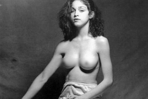 世界的な歌姫「マドンナ」のエロ画像。これは闇が深すぎるわ