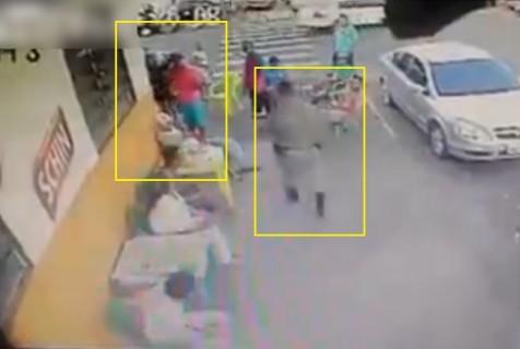 【動画】怖すぎ。ブラジルの警察に「FUCK!」と叫んだ結果・・・