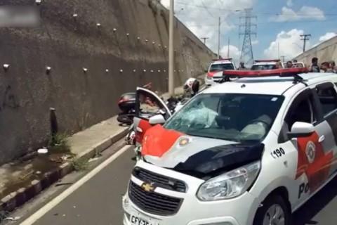 【閲覧注意】ブラジルの警察に追いかけられたら絶対に止まった方がいいわ