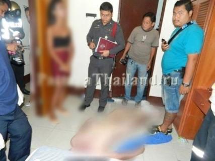タイでセ○クス中に死亡した男性。ていうか相手の女・・・(画像)