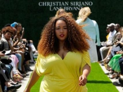 【画像】最近のファッションショーのモデルの体型・・・