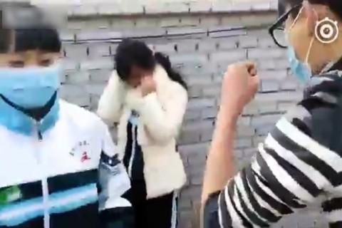 中国の女の子へのいじめ、酷すぎる・・・(動画)