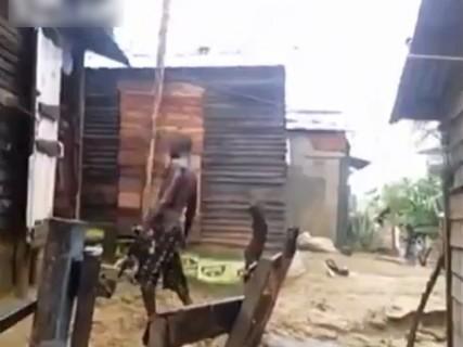 """【閲覧注意】ドミニカ共和国の """"黒魔術の儀式"""" 、怖すぎる"""
