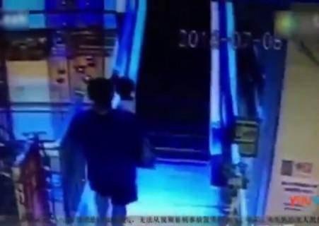 【動画】中国のエスカレーター、ありえない人の殺し方をする