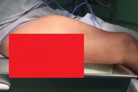 【閲覧注意】女性の「足」を見てこんなに震えた事はない