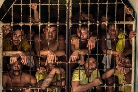 【画像】世界最悪の刑務所。これはヤバい