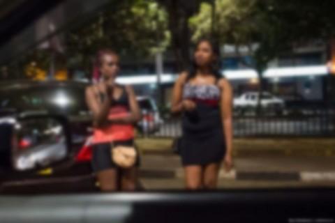 """""""3人に1人がHIVに感染している"""" 売春婦たちをご覧ください…(画像)"""
