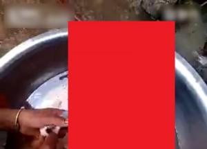 【閲覧注意】中国人、マジで何食ってんだよ・・・(動画)