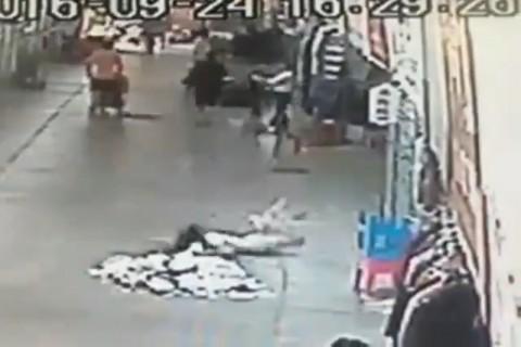 【動画】今から1人の女性が死にます
