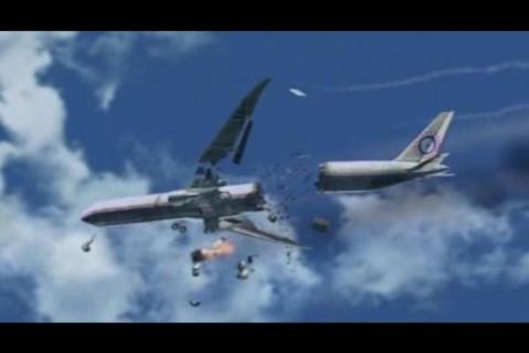 """【閲覧注意】""""飛行機墜落事故"""" の現場に行ってはいけない・・・(動画)"""