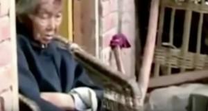 【画像】近所から「ユニコーン」と呼ばれてるおばあちゃんの顔・・・(6枚)