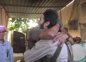 わたしたちには絶対に理解できない映像。「今から自爆テロに行く男」