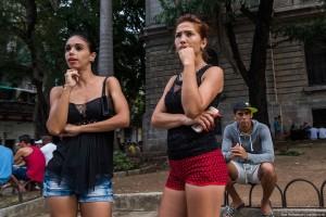 【画像】キューバにセ○クスしに行ってきたので売春婦たちをご覧ください