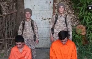 【閲覧注意】ISISの子供たちがやらなきゃいけない事