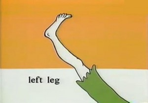【超!閲覧注意】左足、発見される