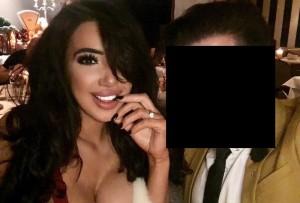 【画像】モデル、夜のデートをスクープされた彼氏の顔がヤバい・・・