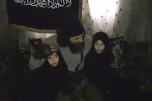 ISIS、7歳と9歳の女の子に「マジでありえない事」をさせる…(動画)