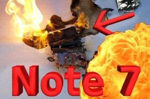 【閲覧注意】サムスン「Galaxy Note7」が顔面で爆発した人の姿らしい・・・