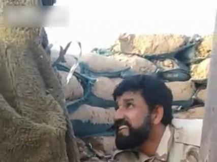"""""""人のようなもの"""" を塀から覗かせたら… イラクが今どれだけヤバい国かよく分かる映像"""
