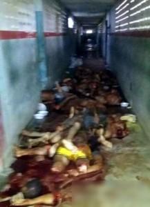【超!閲覧注意】ブラジルの刑務所で60人が殺されまくった結果、別の刑務所で・・・(動画)