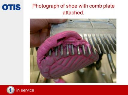 【閲覧注意】「海外のエスカレーター」とかいう足の指切断機械(画像)