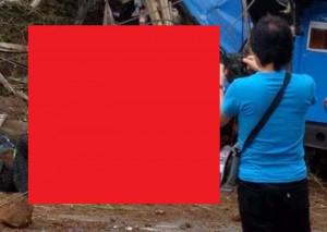 【閲覧注意】おとといの学生13人が死亡したバス事故。現場から流出した写真・動画がヤバすぎる