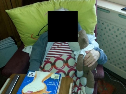 【画像】世界記録。ダウン症の老人(77歳)を見た事がありますか?
