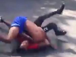 """【動画】ケンカで """"絶対にやってはいけない技"""" がこれ。下手すりゃ死ぬぞ"""