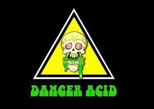 【閲覧注意】硫酸が入ったバケツに顔をつけた人間はこうなる・・・(画像)