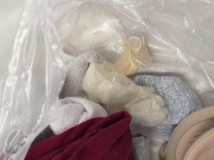 10歳年下の嫁の服から使用済みコンドームが出てきたんだけど・・・(画像)