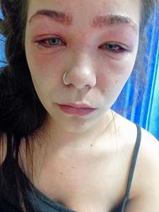 【画像】16歳の女の子「私の顔やばい」
