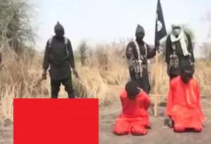 【閲覧注意】ナイジェリアのテロ組織がISISに憧れた結果・・・(動画)
