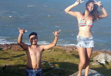 【閲覧注意】若いカップル「荒れた海見に行こうー」⇒ 結果・・・(動画)