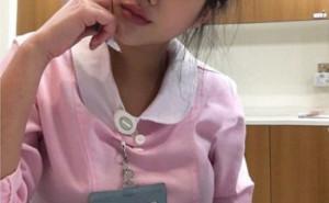 【画像】今世界で一番エロいと言われている看護婦さん(23歳)をご覧ください