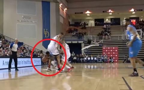 NBAで身長175cmの選手が身長218cmの選手を「ありえない抜き方」して話題に!